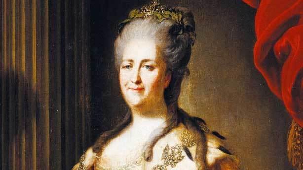 II. Katerina (1729-1796)