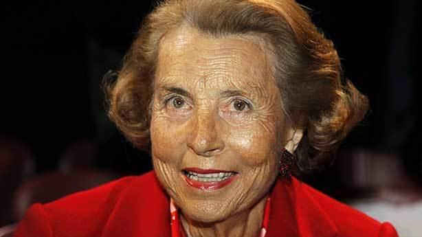 Liliane Bettencourt (1922-2017)
