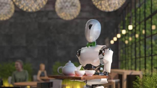 Robotlar da devreye girerse...