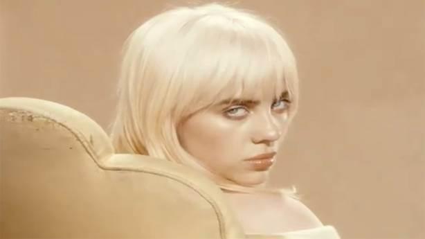 Billie Eilish'ten yeni albüm