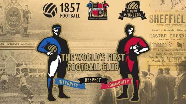 Sheffield FC - 1857