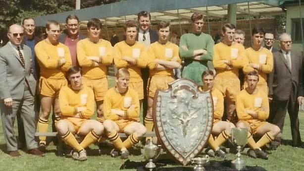 Cray Wanderers FC - 1860