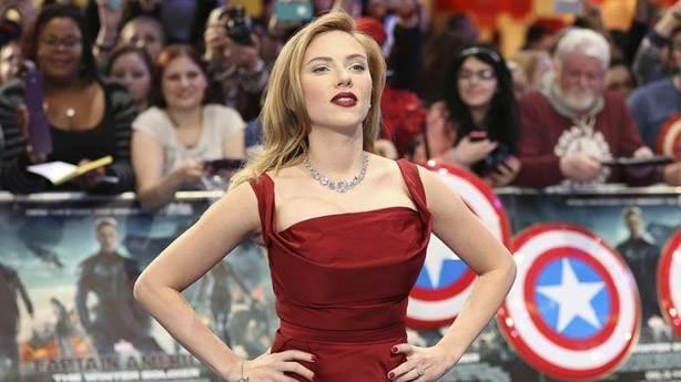 Scarlett Johansson'dan Altın Küre açıklaması