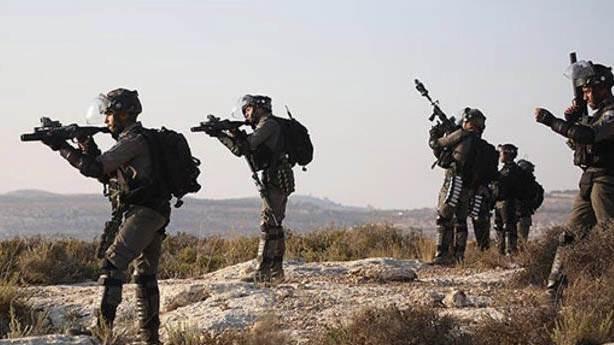 Batı Şeria işgal altında