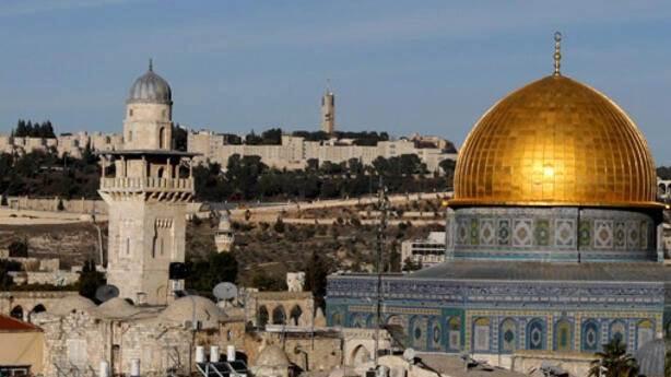 Büyükelçilik Kudüs'e alındı