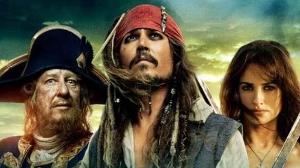1- Pirates of the Caribbean: On Stranger Tides
