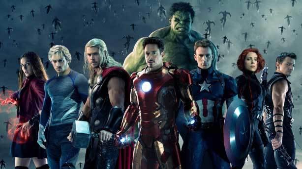 2- Avengers: Age of Ultron