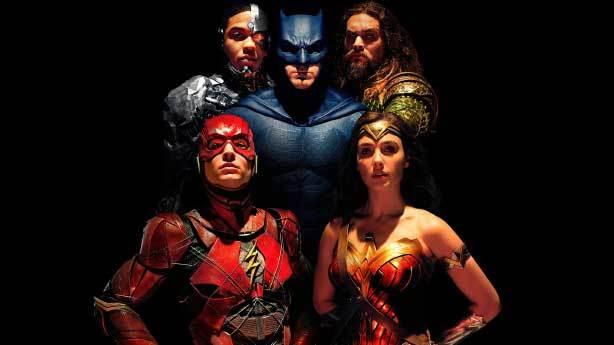 6- Justice League