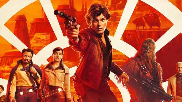 7- Solo: A Star Wars Story