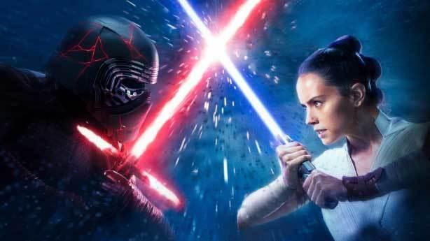 8- Star Wars: The Rise of Skywalker