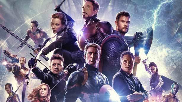 3- Avengers: Endgame
