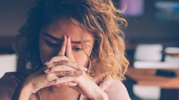 Stres ve can sıkıntısı da etkili