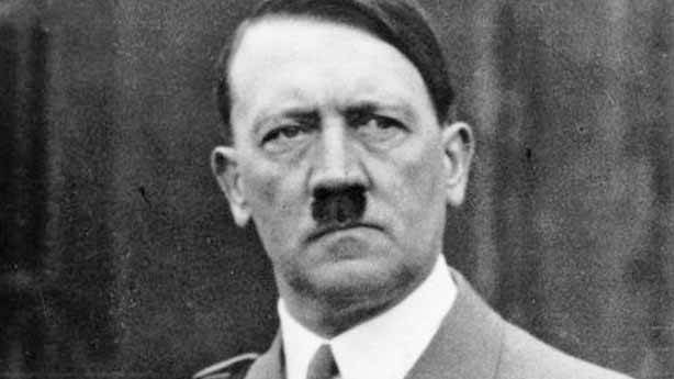 Adolf Hitler sayesinde