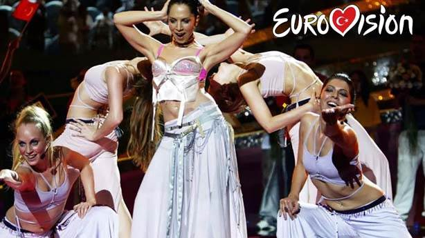 6- Sertab Erener'in Eurovision birinciliği