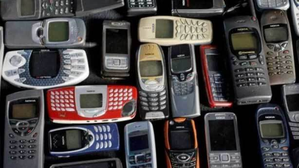 Tuşlu telefonlar