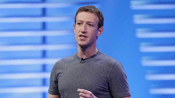 Mark Zuckerberg (Facebook'un kurucusu)
