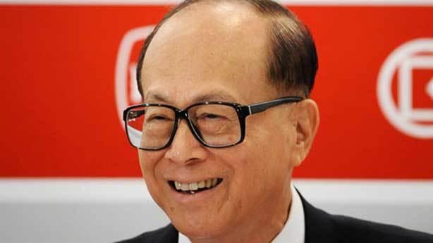 Li Ka-Shing (İş insanı)