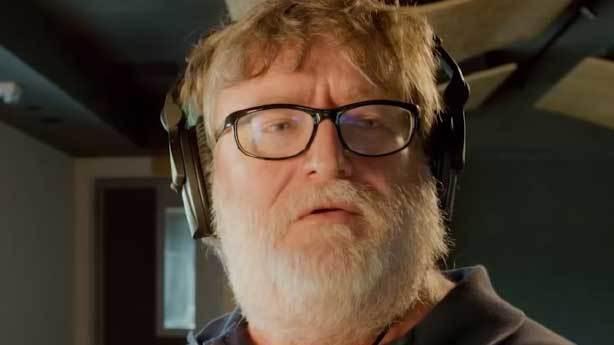 Gabe Newell (Valve'ın kurucusu)