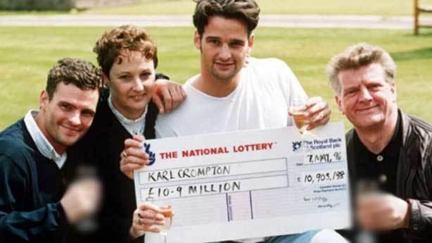 Karl Crompton - 11 milyon sterlin