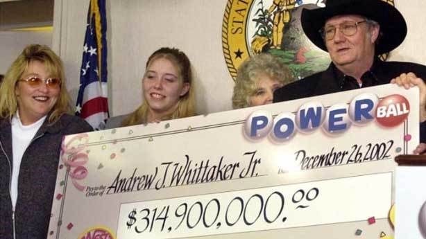 Andrew J. Whittaker Jr - 314 milyon dolar
