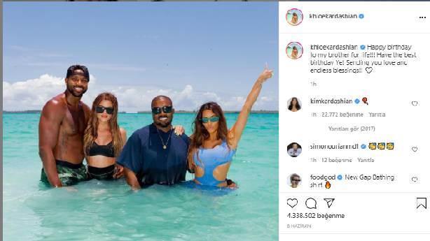 Khloe Kardashian ve Tristan Thompson ayrıldılar mı?