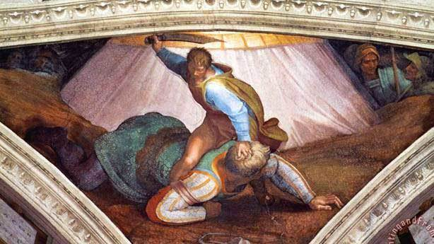 Michelangelo: Kudretin sembolü