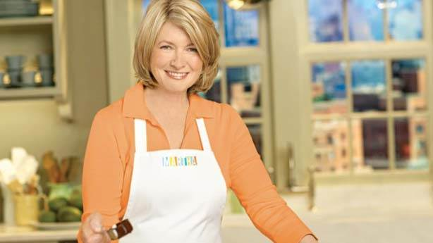 3- Martha Stewart