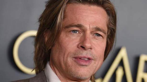 4- Brad Pitt