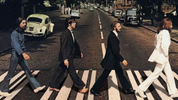 5- The Beatles