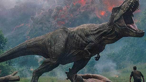 Jurassic Park teknik olarak cinsel içerikli!