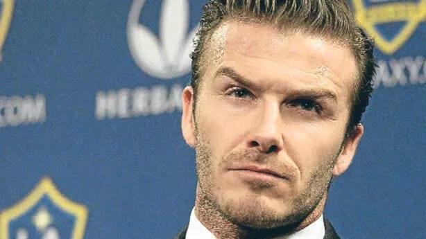 4- David Beckham