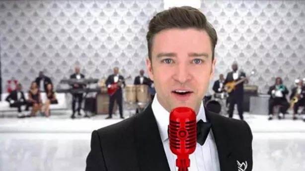10- Justin Timberlake