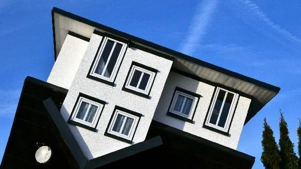 Garip mimarili binalar yapmak yasak
