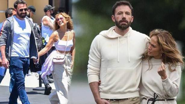 Ben Affleck, Jennifer Lopez'e evlenme teklifi mi edecek?