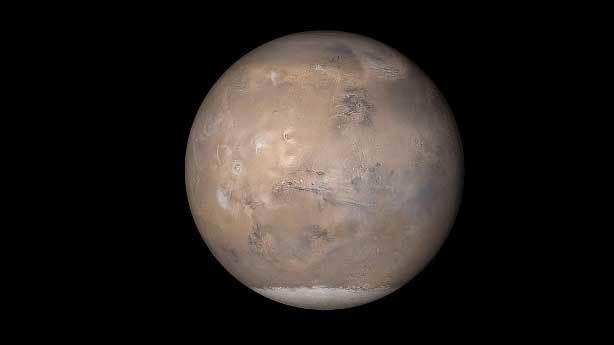 Zayıflamak için Mars'a mı gitsek acaba?