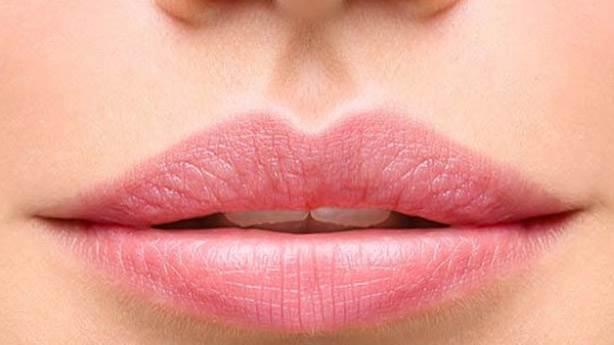 4- Sıradan dudaklar