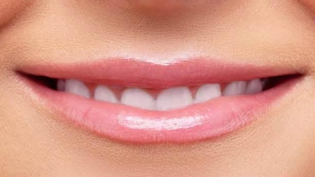 5- İnce dudaklar