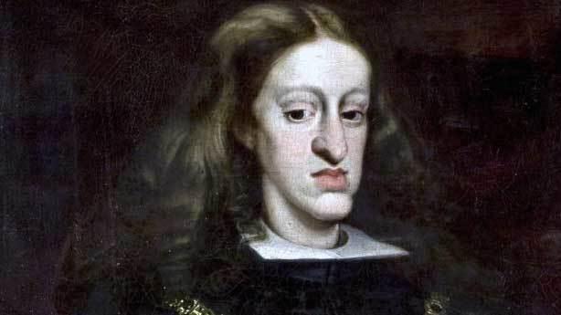 İspanya Kralı II. Carlos
