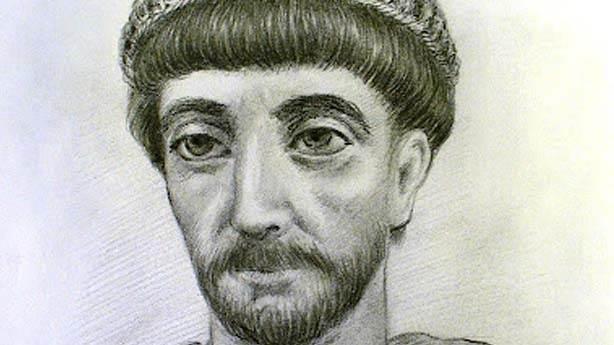 2- II. Theodosius (7 Yaşında)