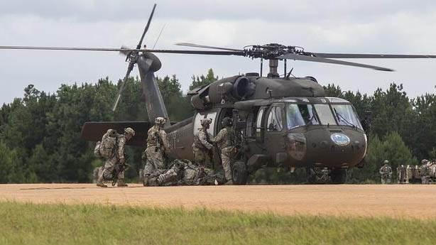İnsansız askeri araç