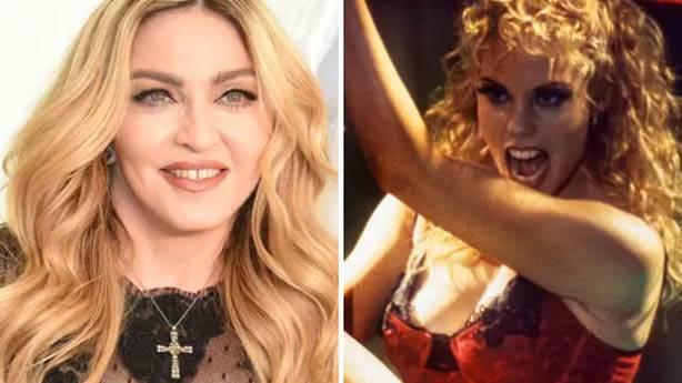 9- Madonna