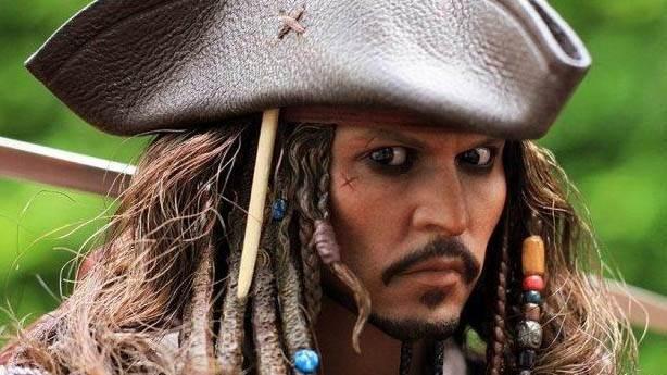 1- Johny Depp