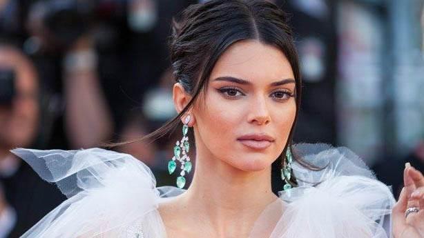 7- Kendall Jenner