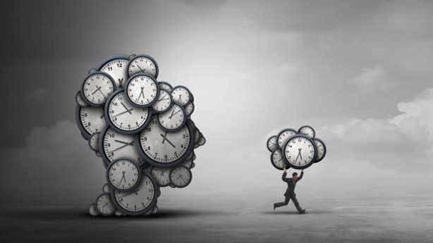 3- Saatin tam olmasını beklemek