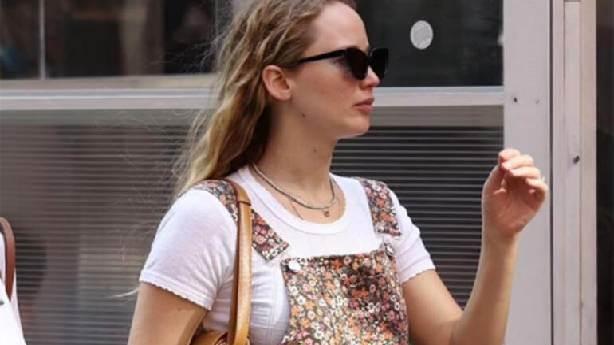 Jennifer Lawrence'den müjdeli haber