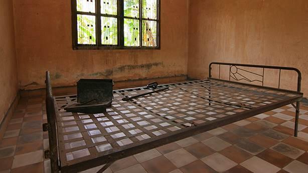 Security Prison 21 nam-ı diğer S-21.