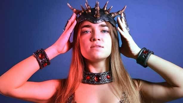 Vikinglerin boynuzlu kaskları