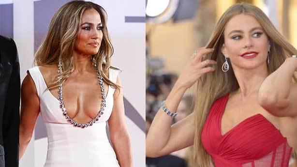 Jennifer Lopez ve Sofia Vergara
