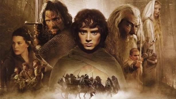 Tolkien'in 'Yüzüklerin Efendisi' serisi