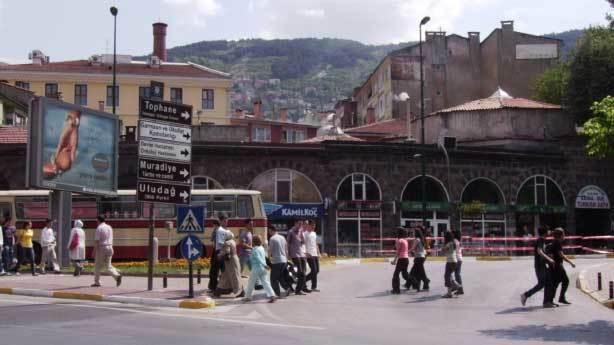 4- Bursa